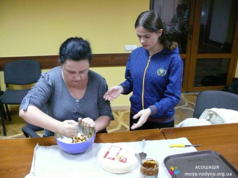 Приготування тортів
